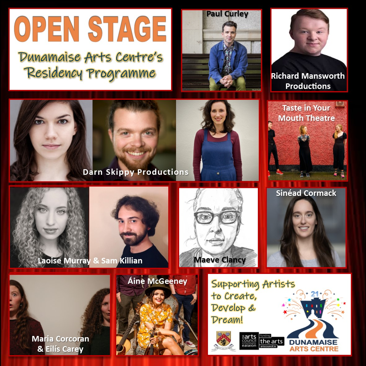 Open Stage Collage NEW 4 Nov